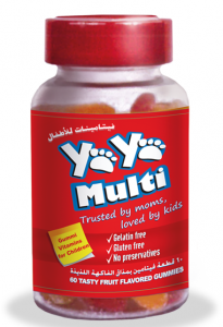 YAYA Multi - multivitamins for toddlers