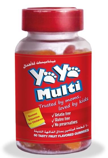 YAYA Multi - multivitamins for toddlers