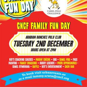 vitamins in dubai - family fun day